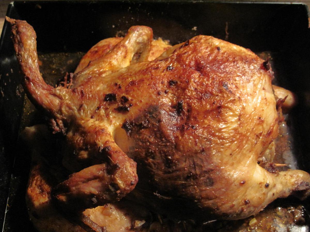Kilka pomysłów na nadziewanego kurczaka