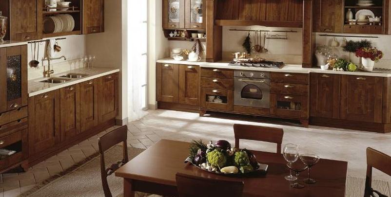 Klasyczne kuchnie włoskie Aran Design - Zdjęcie 3