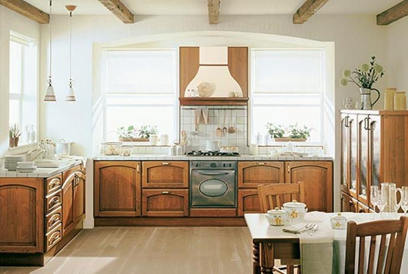 klasyczne kuchnie w�oskie sicc dom aranżacje wnętrz