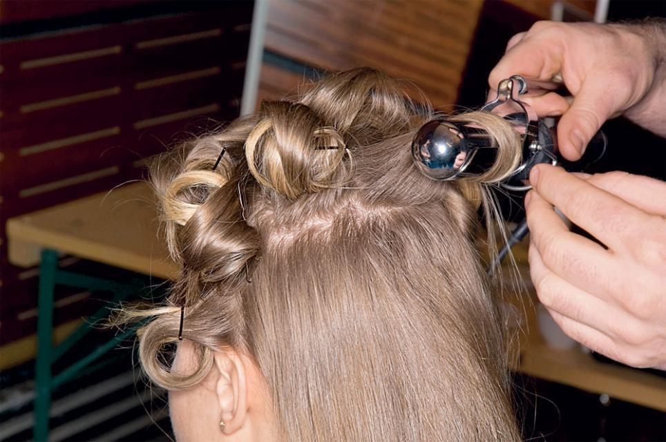 lokówka, test, akcesoria fryzjerskie, loki