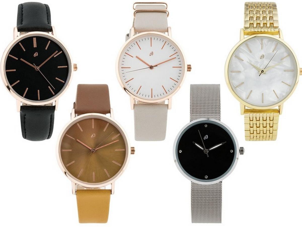 klasyczne zegarki w Lidlu