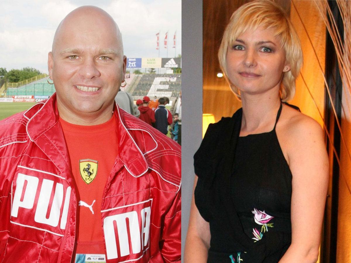 """Klaudiusz Ševković, Małgorzata Maier z """"Big Brothera"""""""