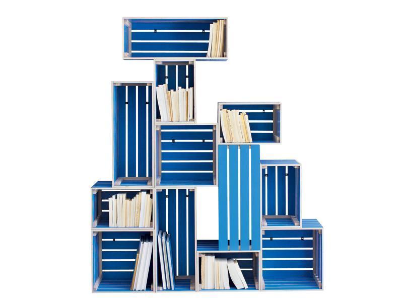 niebieski, wnętrze, akcesoria, dom