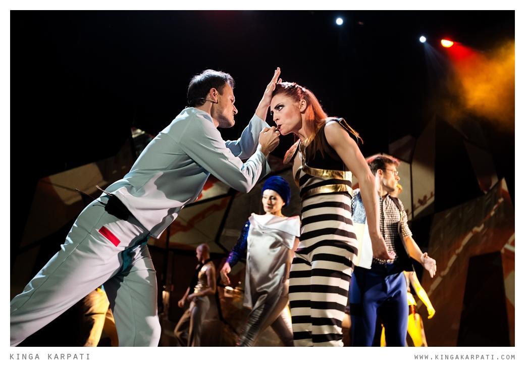 """Musical Teatru Rampa """"Kobiety na skraju załamania nerwowego"""""""