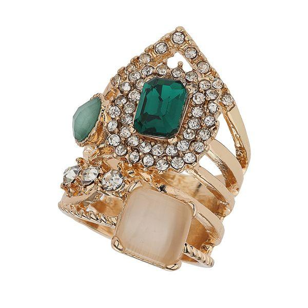 Modny pierścionek Topshop, cena