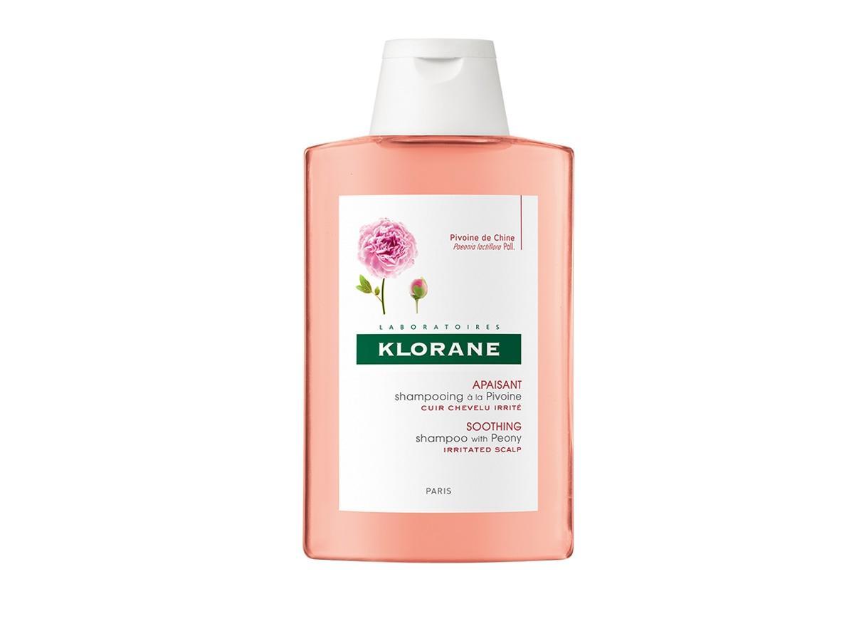 Łagodzący szampon na bazie piwonii Klorane, cena