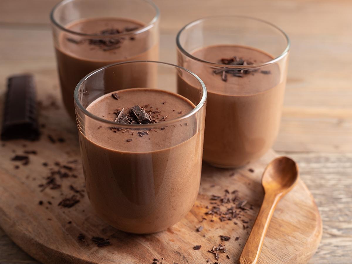 przepis na kogel mogel z kakao