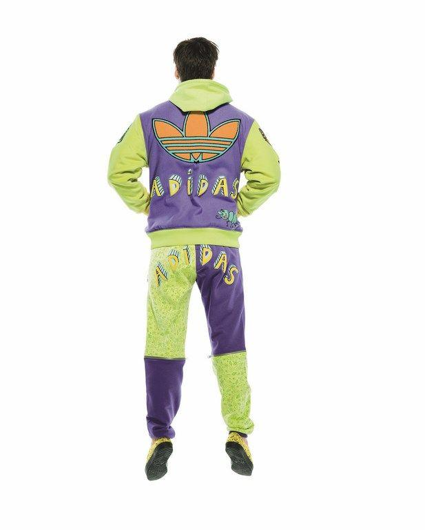 adidas Originals by Jeremy Scott - moda jesień 2014