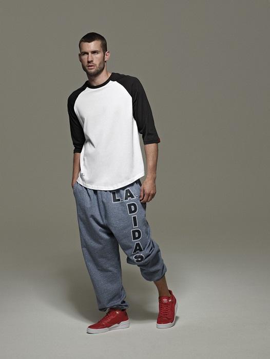 biały t-shirt Adidas - wiosenna kolekcja