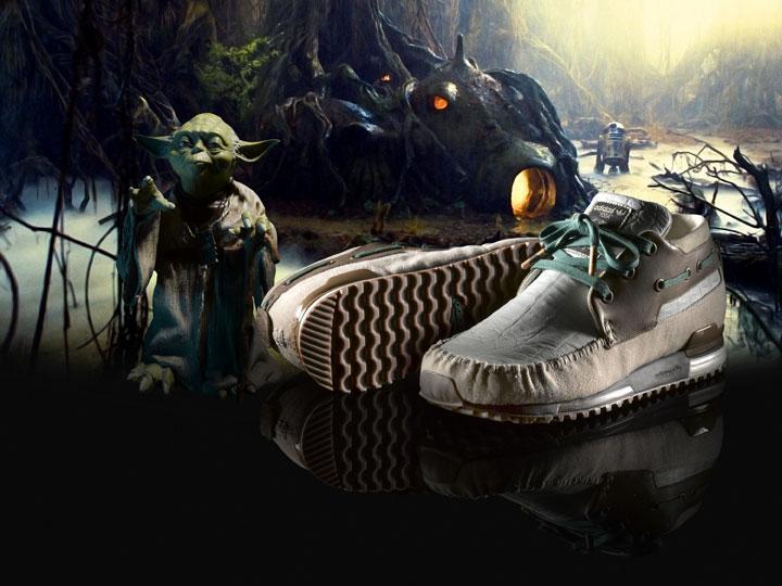 Kolekcja Adidasa dla fanów Star Wars