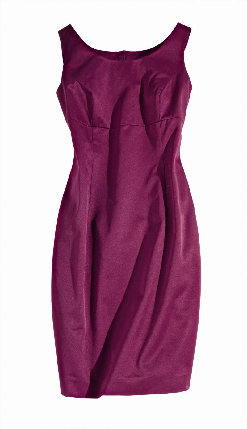różowa sukienka Charles Vögele - moda 2011