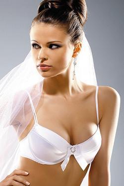 Kolekcja bielizny ślubnej Gracya - Zdjęcie 1