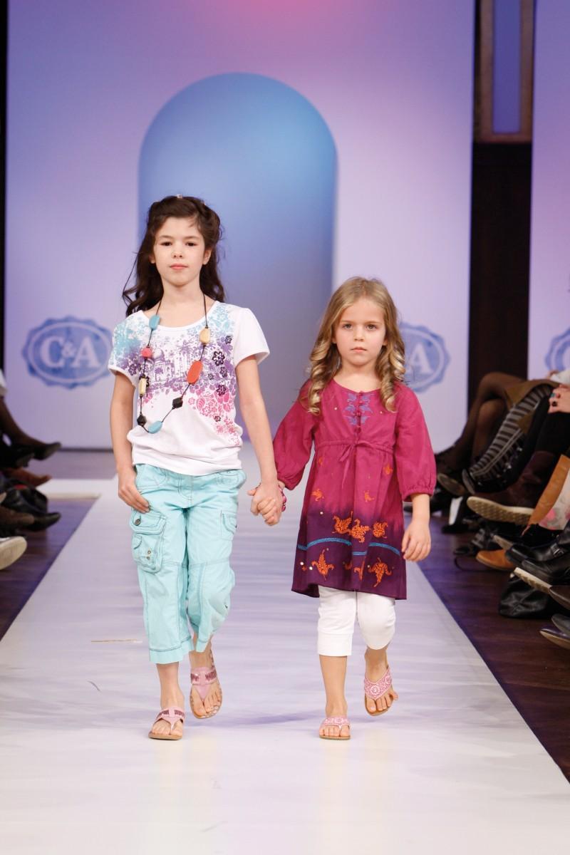 Kolekcja C&A wiosna-lato 2009 dla dzieci - zdjęcie