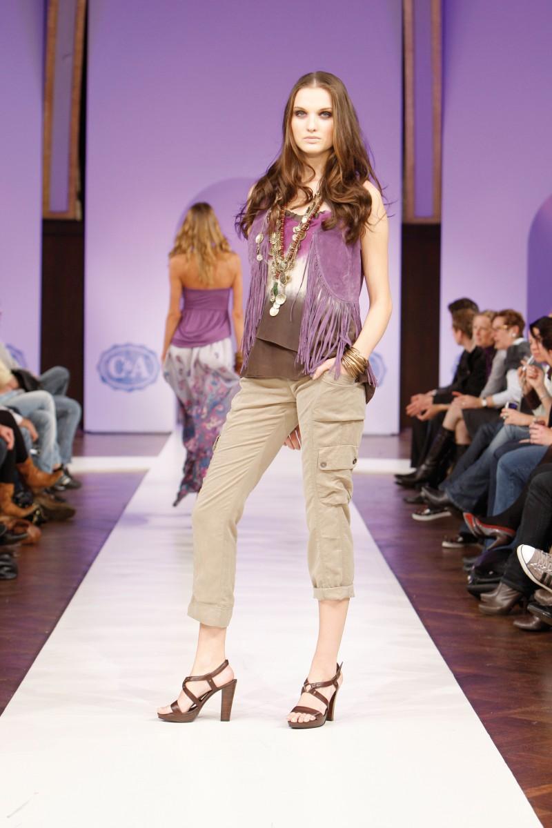 Kolekcja C&A Yessica: Marrakesz  wiosna-lato 2009 - zdjęcie