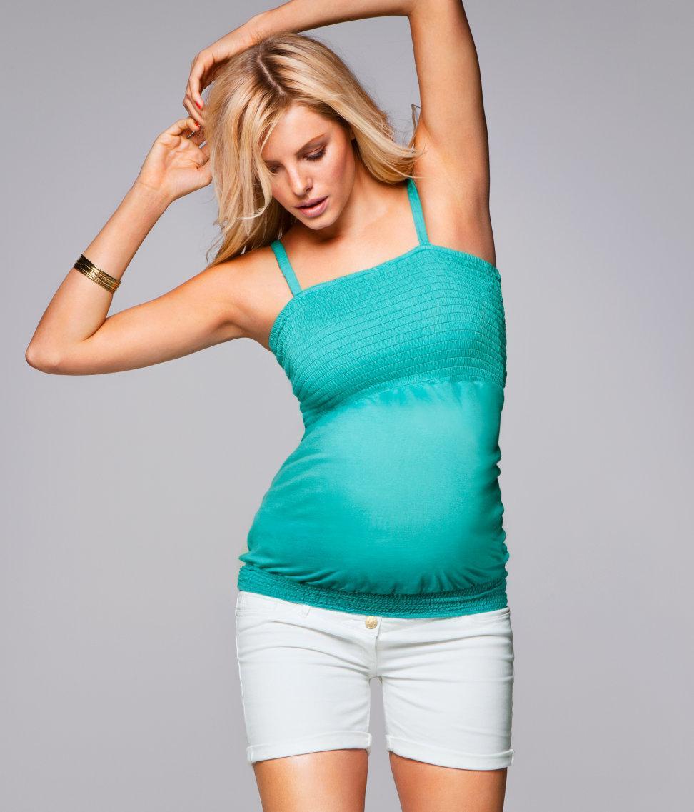 Kolekcja ciążowa - H&M Mama - lato 2012