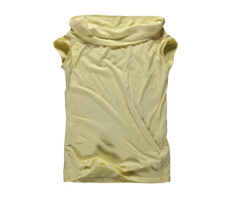 żółta koszulka Big Star - kolekcja wiosenno/letnia