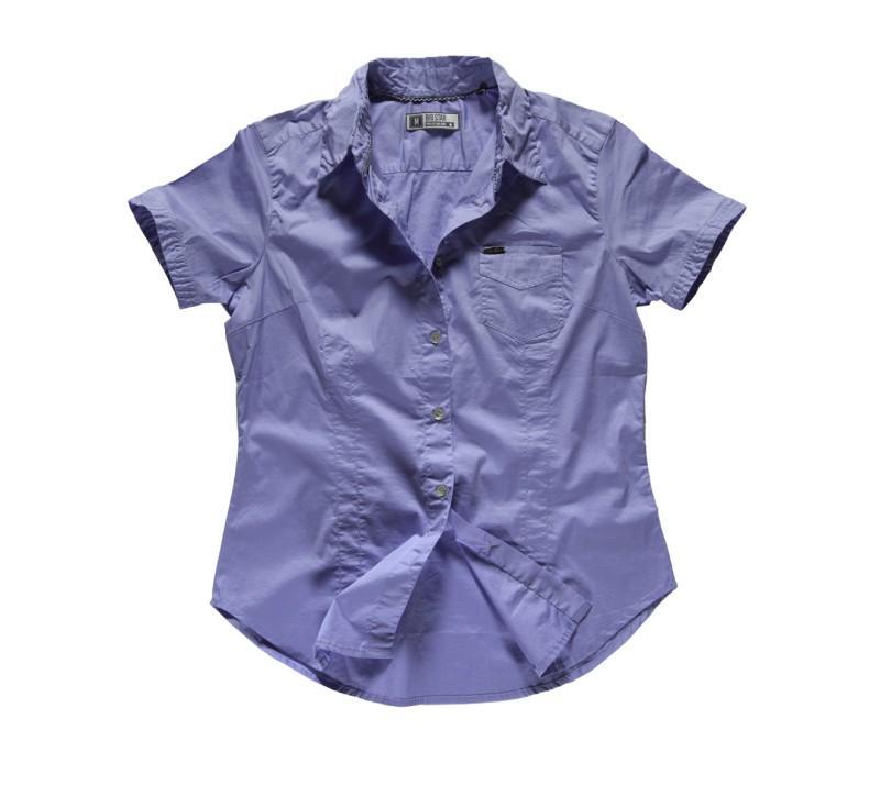 niebieska koszula Big Star - trendy wiosna-lato