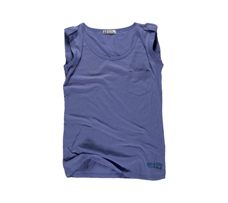 niebieska koszulka Big Star - wiosna-lato 2011