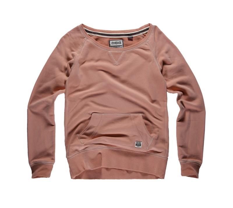 pomarańczowa bluzka Big Star - moda 2011