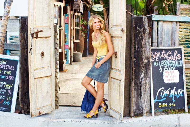 Kolekcja damska na lato 2013 - Lidl