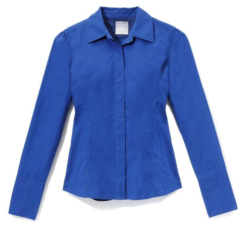 niebieska koszula House - jesień/zima