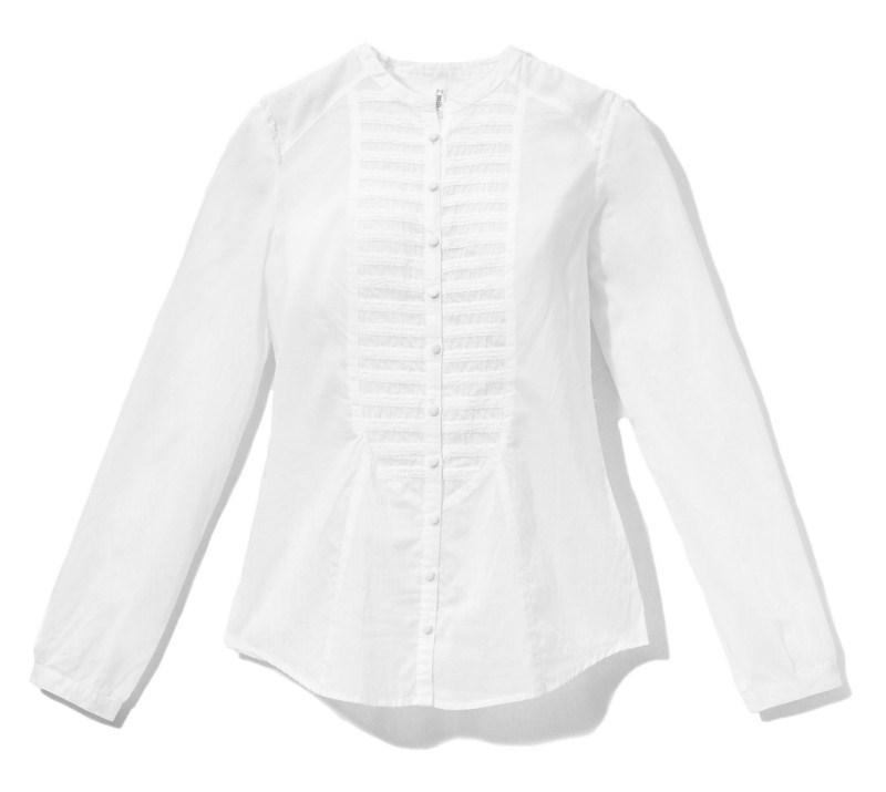 biała koszula House - jesień/zima 2010/2011