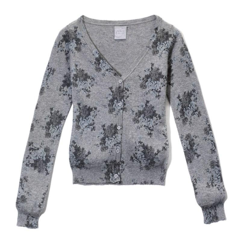 szary sweter House - jesień-zima 2010/2011