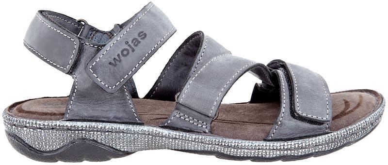 popielate sandały Wojas - wiosna/lato 2011
