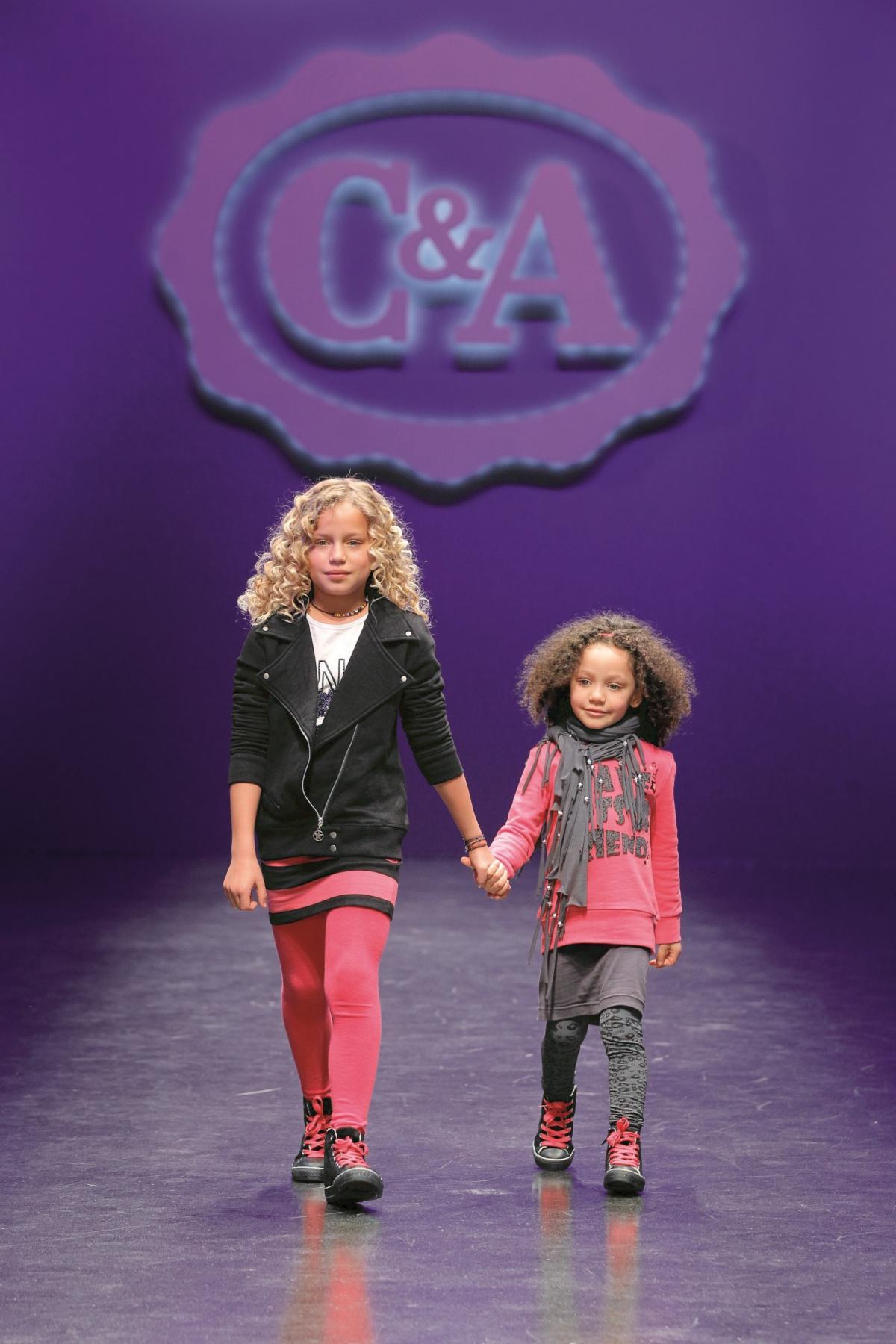 Kolekcja dla dzieci C&A - jesień-zima 2012/2013