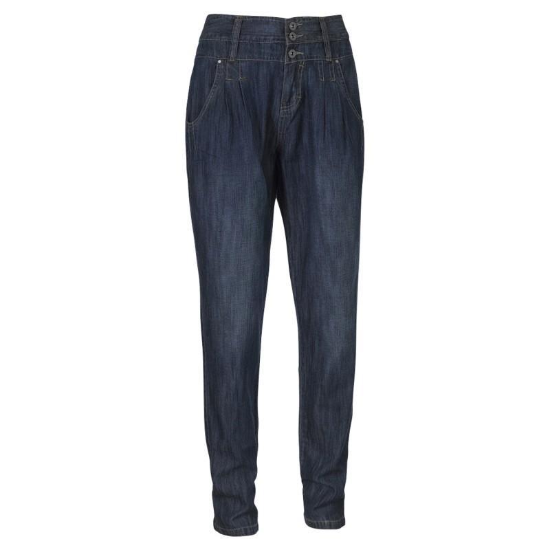 niebieskie dżinsy Jackpot - trendy wiosna-lato