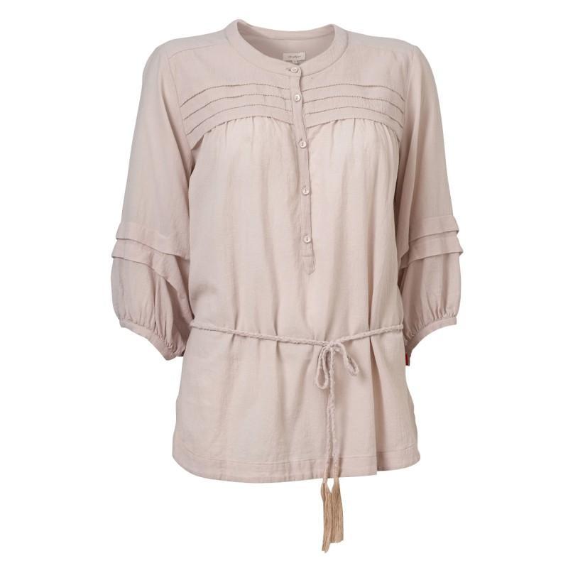 beżowa bluzka Jackpot - wiosenna kolekcja