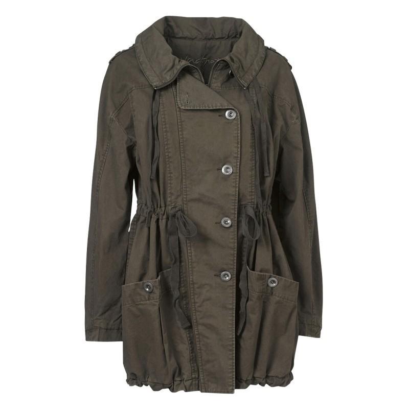 khaki kurtka Jackpot - kolekcja wiosenno/letnia