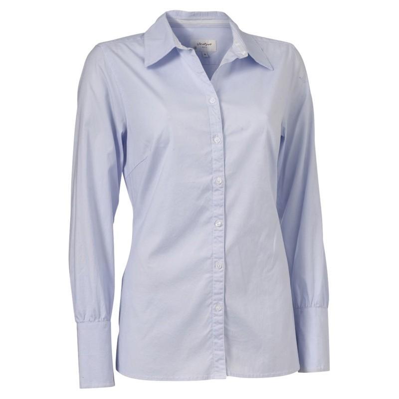 błękitna koszula Jackpot - moda 2011