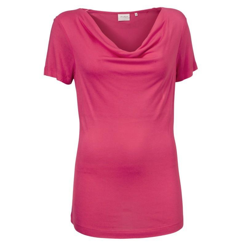 różowa bluzka Jackpot - moda 2011