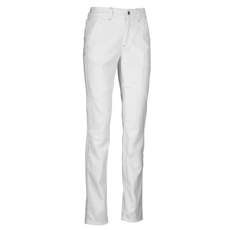 białe spodnie Jackpot - trendy wiosna-lato