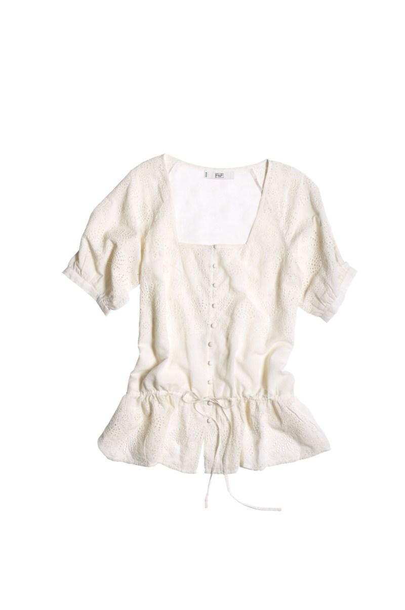 Kolekcja dla kobiet marki F&F na wiosnę i lato 2011