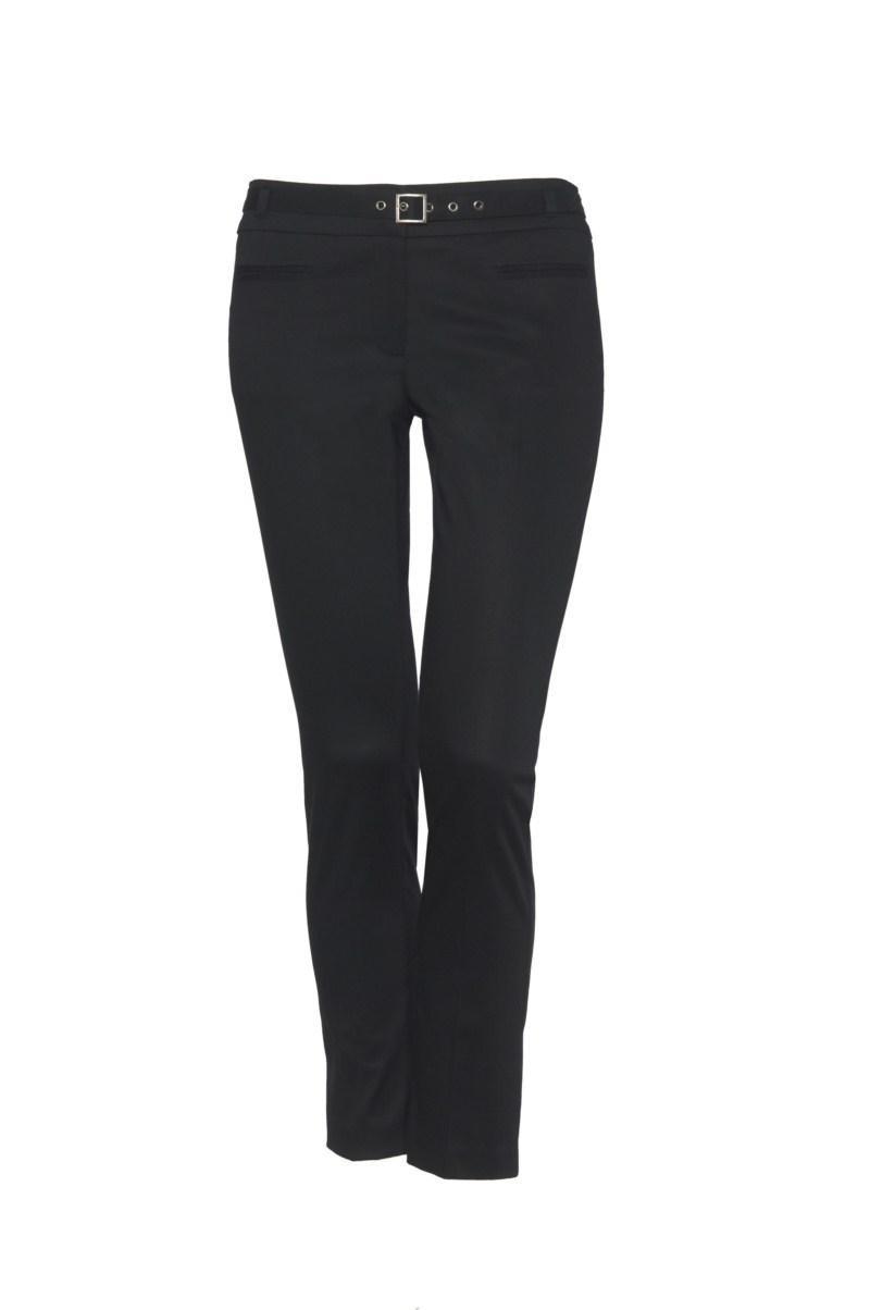 czarne spodnie F&F - kolekcja wiosenno/letnia