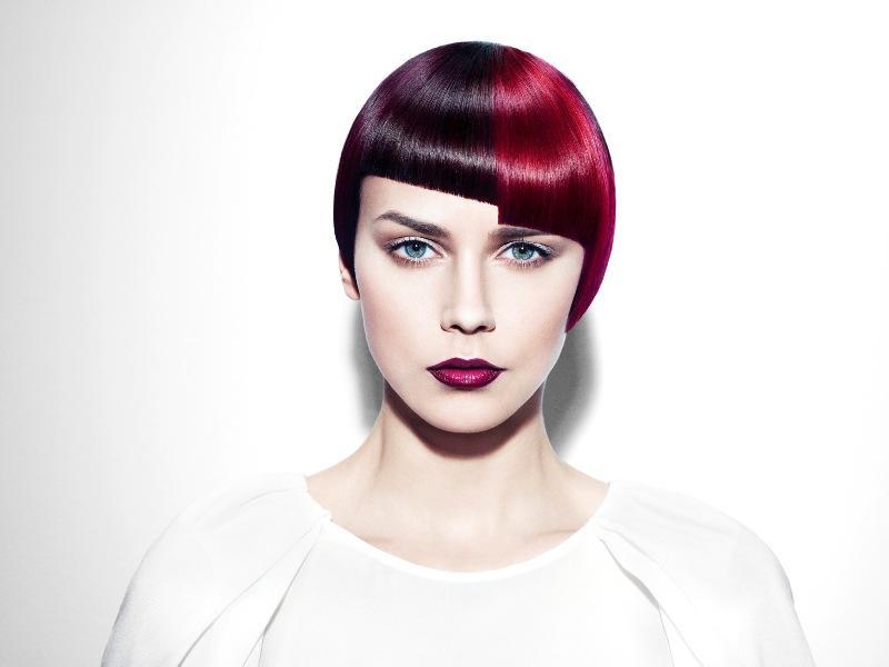 "Kolekcja fryzur Essential Looks ""Colour Buzz"" 2013"