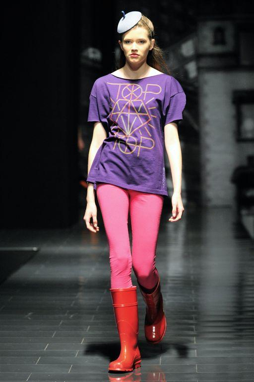 Kolekcja Grzegorza Gonsiora na Fashion Week - galeria
