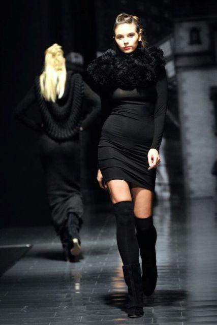 Kolekcja Kamili Gawrońskiej na Fashion Week - galeria