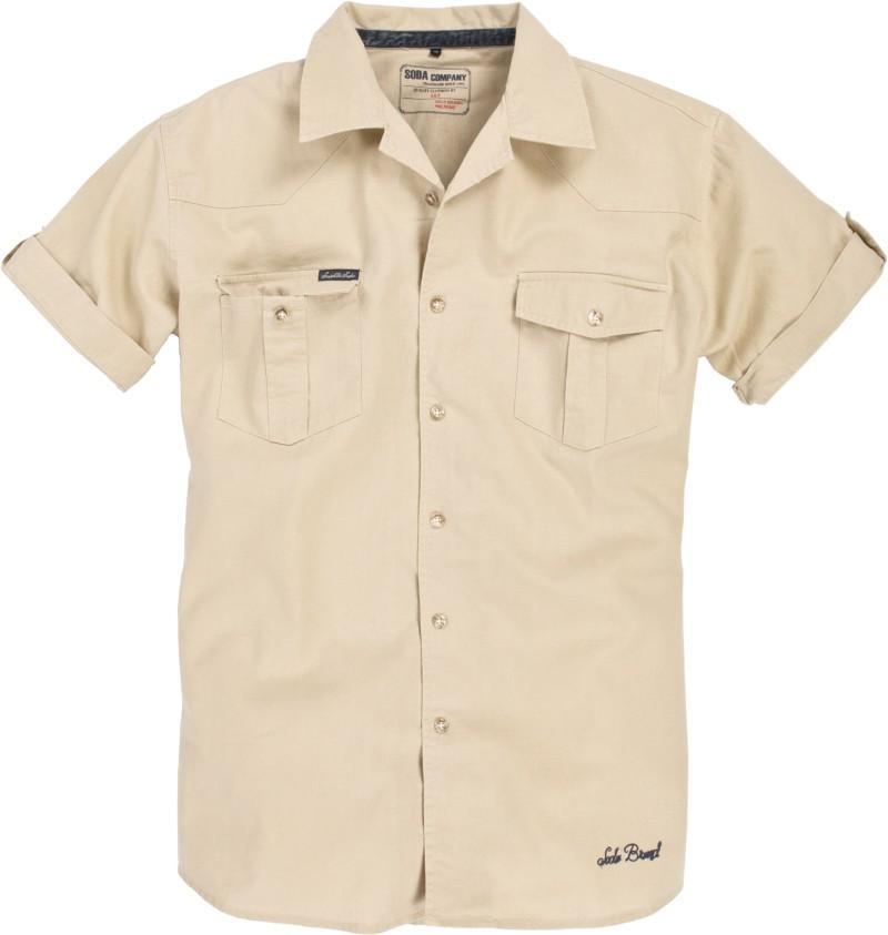 Kolekcja koszul i swetrów Soda wiosna/lato 2009 - Zdjęcie 25