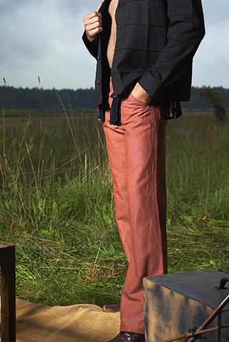 Kolekcja męska Małgorzaty Barcikowskiej-Nazarczuk - zdjęcie