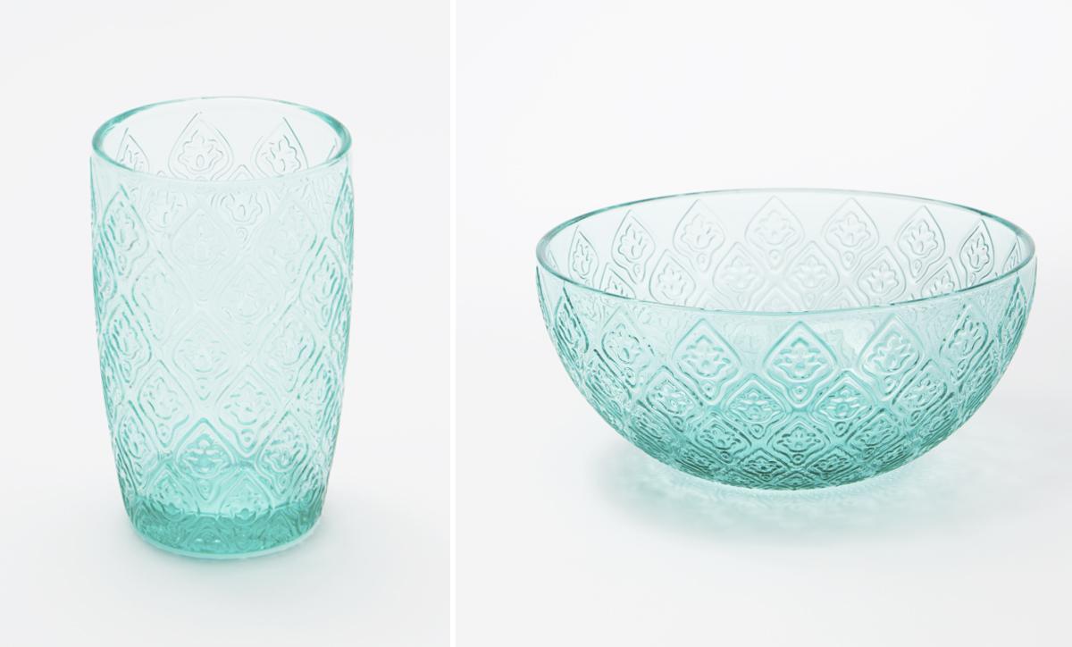 naczynia szklane Pepco