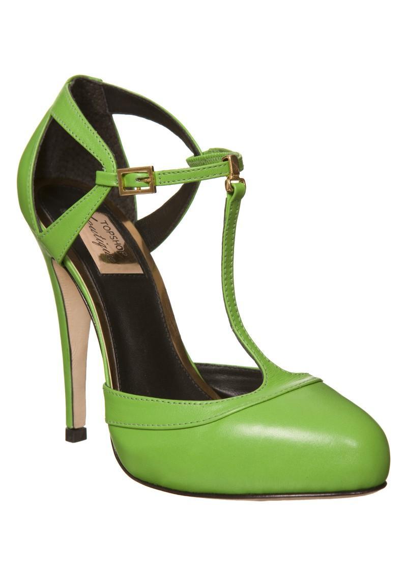 Kolekcja obuwia Topshop wiosna-lato 2009 - zdjęcie