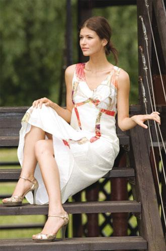 Kolekcja odzieży damskiej Szefler - zdjęcie