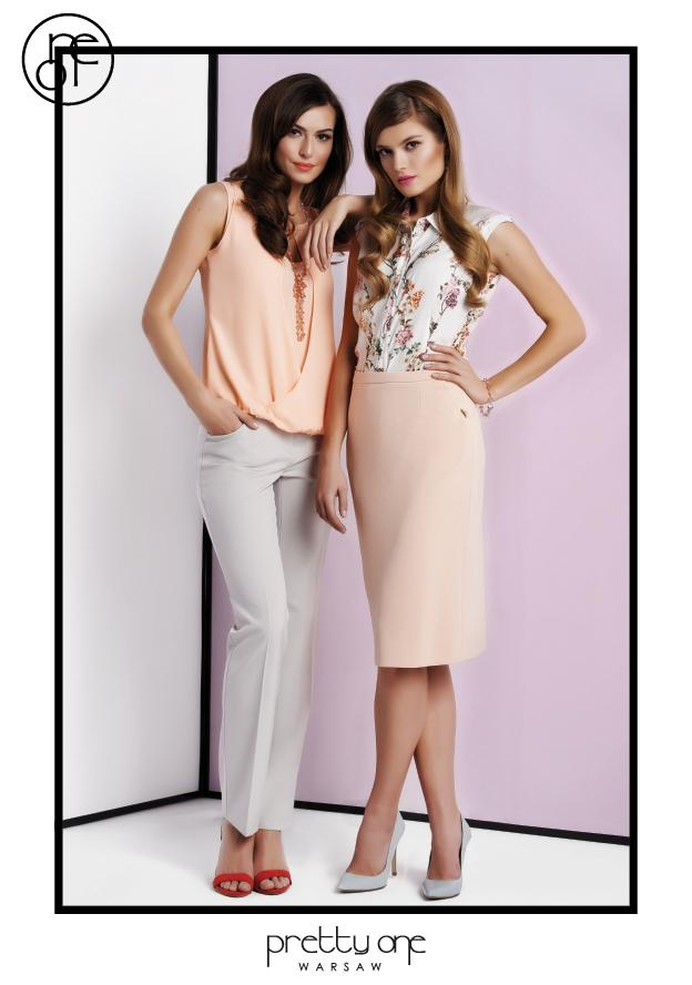 Pretty One pastelowe ubrania