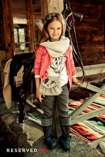Kolekcja dziecięca jesień/zima 2012/2013 Reserved