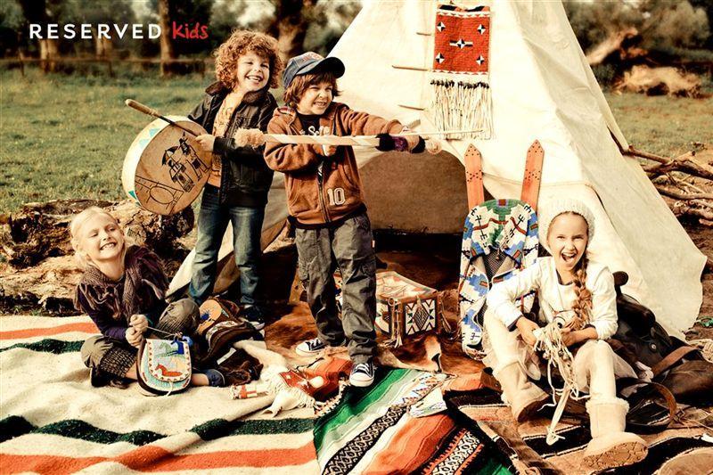 Kolekcja  Reserved kids jesień-zima 2012/2013