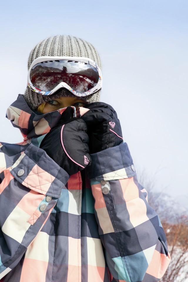 Kolekcja Roxy na zimę 2010/11 - galeria