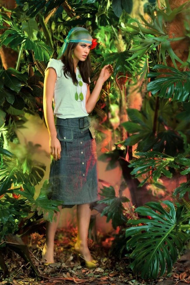 Kolekcja spódnic Makalu lato 2008 - Zdjęcie 1